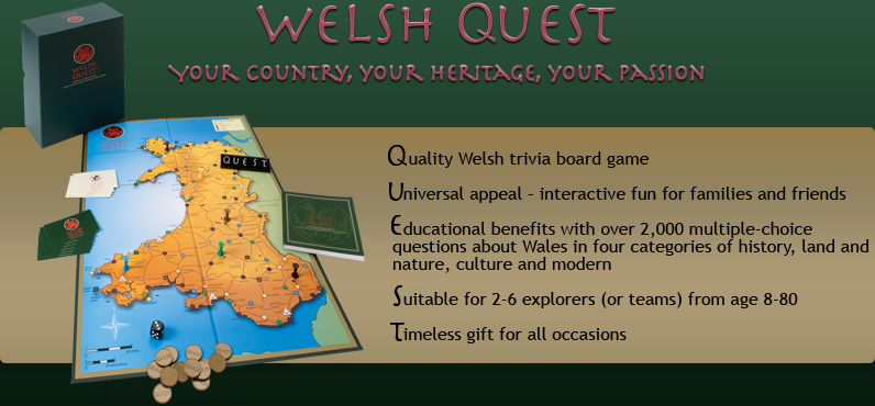 Welsh Quest Header